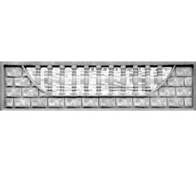 Верхушка «Балясина прямая»